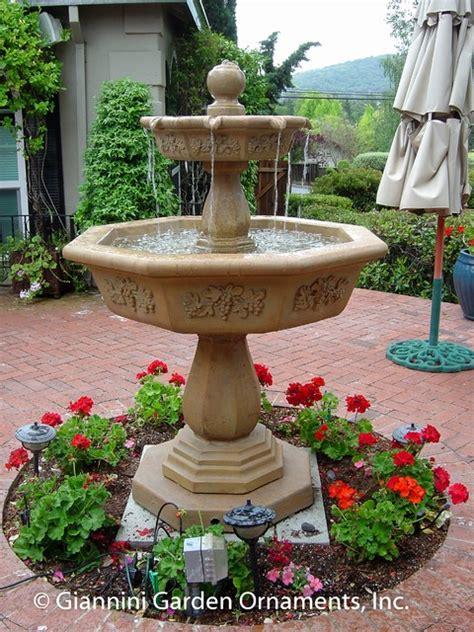 Sf Garden Supply by Garden Fountains Mediterranean Patio San Francisco