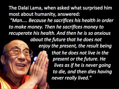 dalai lama quotes life work