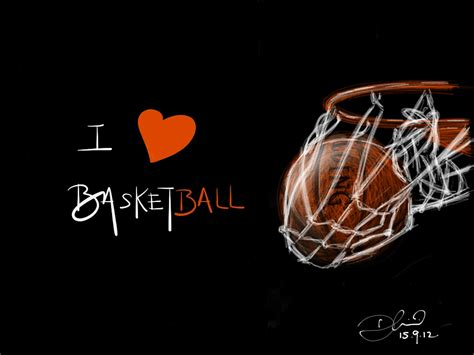 basketball is basketball wallpaper 1024x768 44038