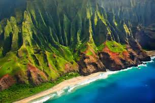 hawaii photographers hawaii s na pali coast in photos only seeing is believing the millennium report