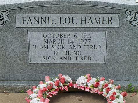 fannie lou hamer cancer foundation   grant delta daily news