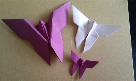Origami Cut Outs - origami butterfly 183 how to fold an origami animal