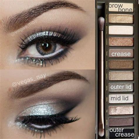 eyeliner tutorial waterline smokey eye with white eyeliner inside waterline