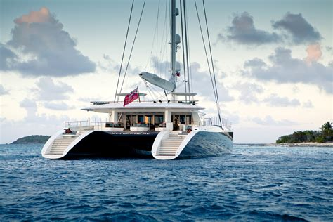 catamaran sailing world hemisphere pendennis shipyard