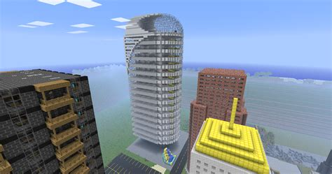 minecraft city buildings 08 minecraft buildings