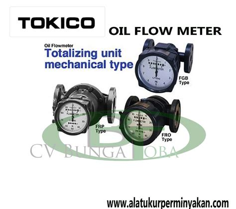 Jual Tokico Flow Meter cv bunga toba jual flow meter tokico 123456 inch