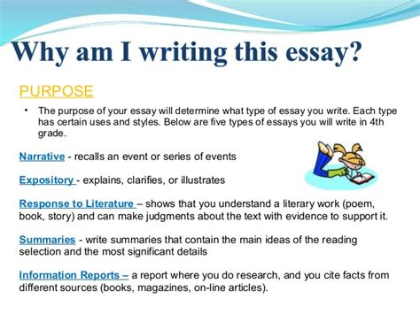 How Many Of Essay Writing by How Many Types Of Essay Writing Do We