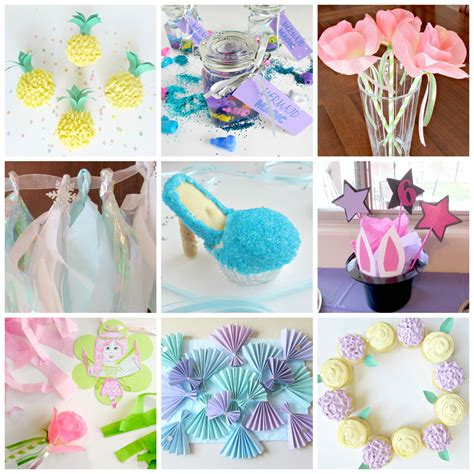home made birthday decorations image gallery decorations