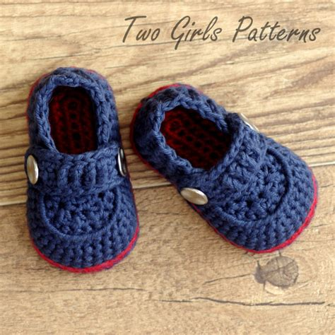 baby boy booties crochet patterns baby boy booties the sailor pattern