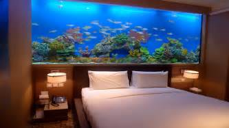 Glass Floor Aquarium Bedroom Interior Design Ideas The Udang House For