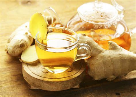 alimentazione sana per il fegato tisana allo zenzero digestiva disintossicante e