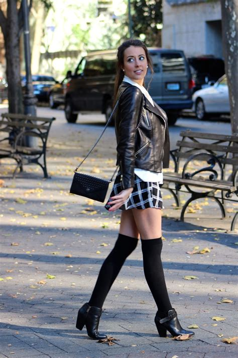 Pdf My Wears Heels Clueless by Fall 2013 Style Skirt Knee Socks Leather