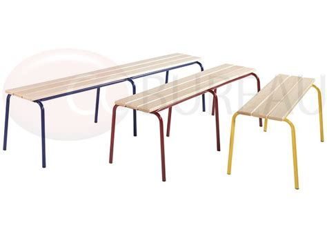 Banc Empilable by Banc Empilable L120 Cm