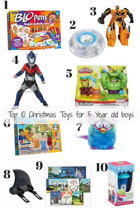 5 year old christmas gifts top 10 toys for 5 year boys mummy and monkeys
