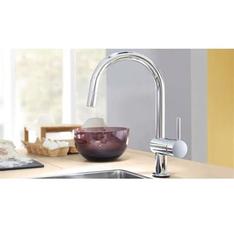 Evier Grohe by Grohe Minta Mitigeur Vier 30274000