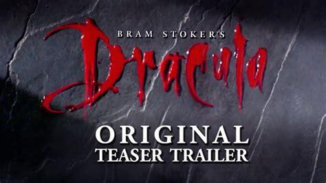 s day teaser trailer bram stoker s dracula 1992 teaser trailer hd