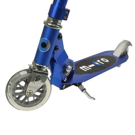 Micro Sprite Scooter Saphire Blue micro sprite scooter sapphire blue jollymap