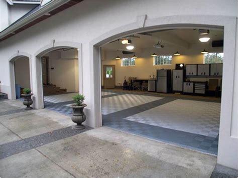 bodenfliesen garage tecto san 174 pp kunststoff bodenplatten