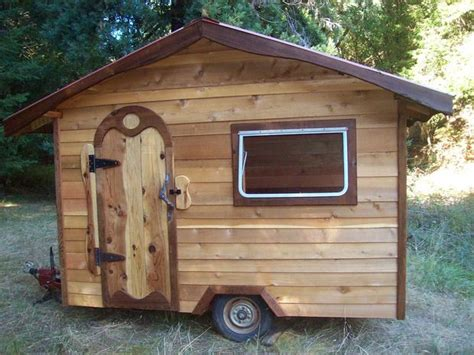 tiny house build tractor trailer tiny house build diy cozy home