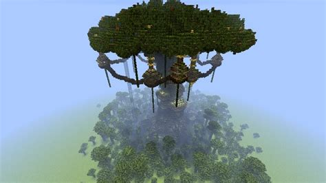 minecraft tree house amilion treehouse download minecraft project