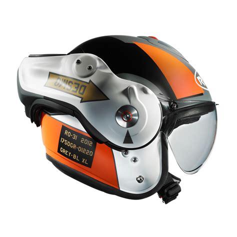 Motorradhelm Roof by Roof Desmo Helmet Grease N Gas