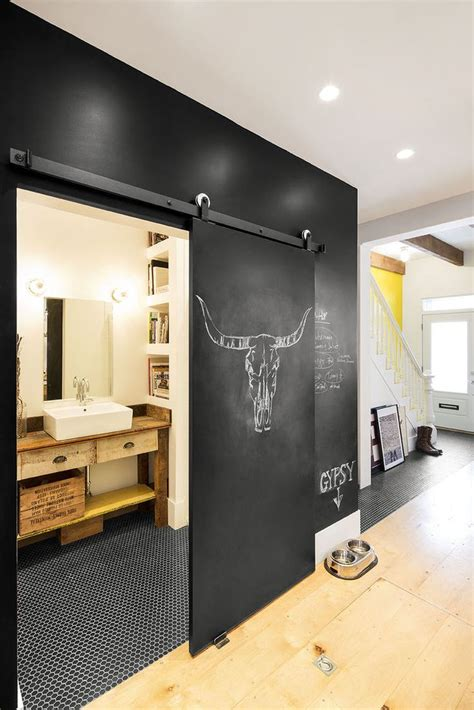 chalkboard sliding closet doors 17 best ideas about sliding doors on master bath remodel interior sliding barn