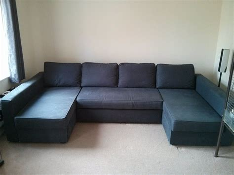 ikea hack sofa bed manstad manstad massive u shaped sofabed ikea