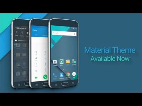 theme samsung s6 edge free galaxy s6 edge material design available on theme store