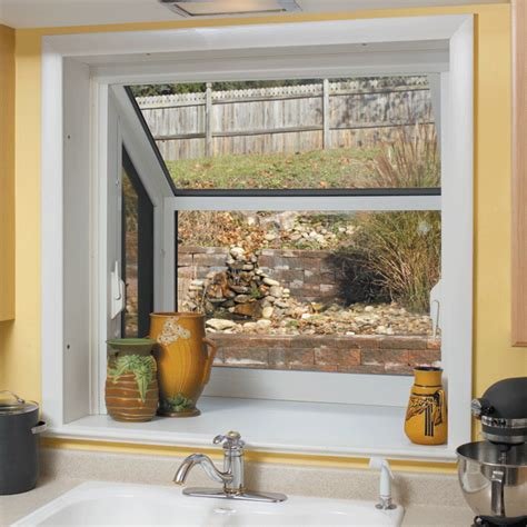 bump out greenhouse kitchen window home
