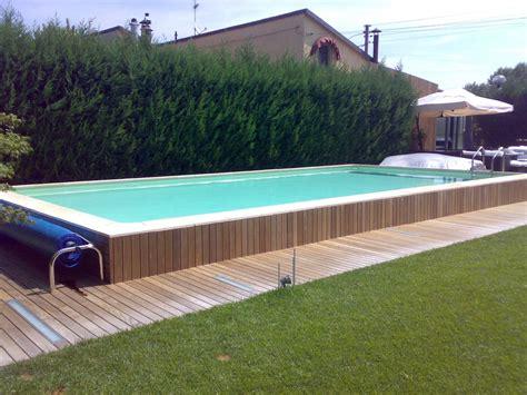 terra per giardino prezzi le piscine fuori terra per giardini e terrazzi