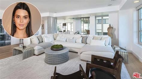 kendall jenner house kendall jenner is selling her 163 1 25million los angeles home take a look photo 1