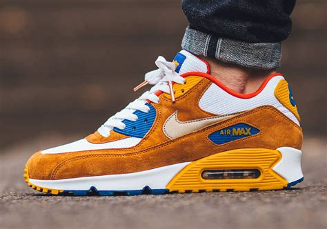 Nike Air Max 90 Premium 1 nike air max 90 premium quot curry quot with bits of color
