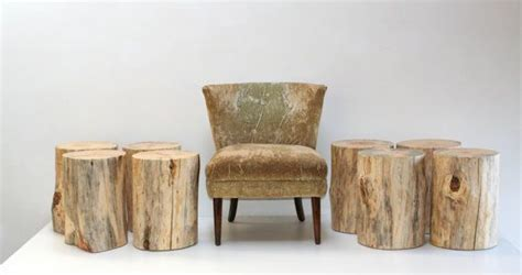 reclaimed tree trunk tables for the eco friendly home best 25 stump table ideas on tree stump table tree stump coffee table and log table