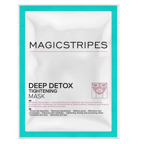 Detox Mask Definition by Magicstripes Real And Instant Results Without The Need For