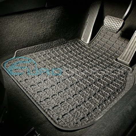 Bmw 335i Floor Mats by Bmw 3 Series E90 3d Rubber Floor Mats Custom Made Division Your European Automotive