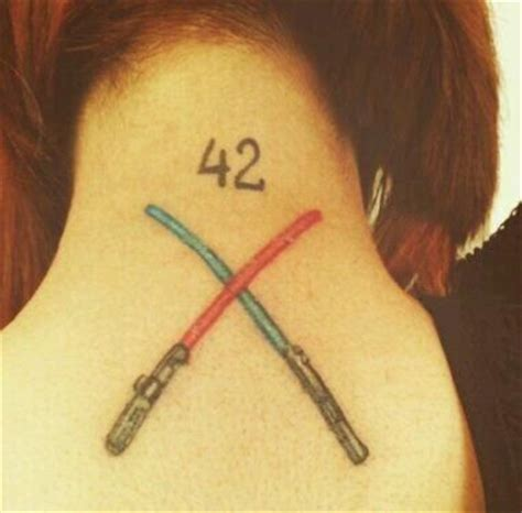 sw tattoos 17 best images about sw on lightsaber