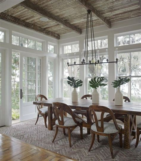 Dining Room Window Treatment Ideas by Dossier Sp 233 Cial Construire Et Am 233 Nager Sa V 233 Randa