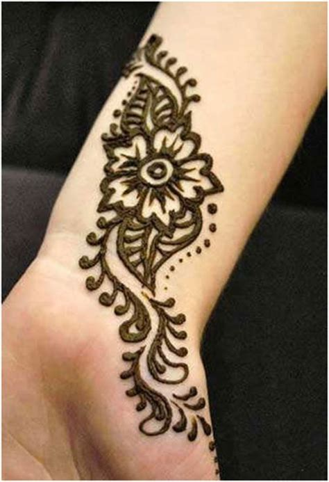 32 simple and easy mehndi designs for beginners step by step