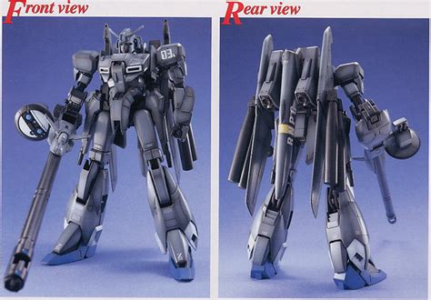 Gundam Zeta Plus msz 006c1 zeta plus c1 mg gundam model kits item picture2