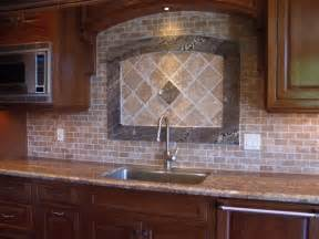 Tiled Kitchen Backsplash by Design Notes Kitchen Makeover On A Budget Counters And Tile