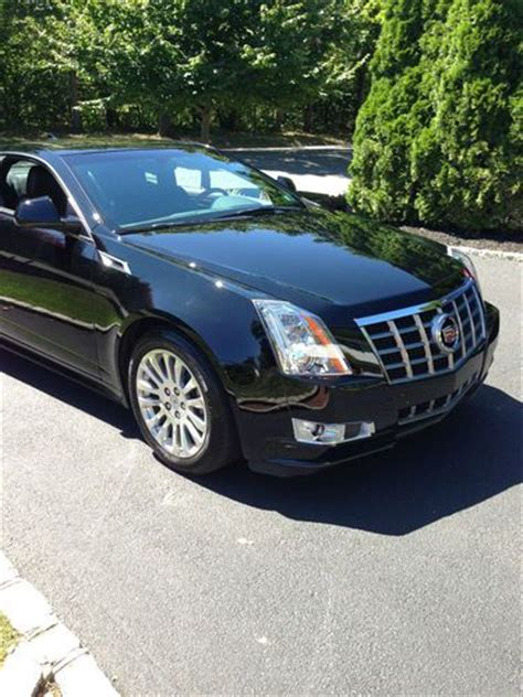 cadillac 2 door coupe 2012 buy used 2012 cadillac cts awd premium coupe 2 door 3 6l