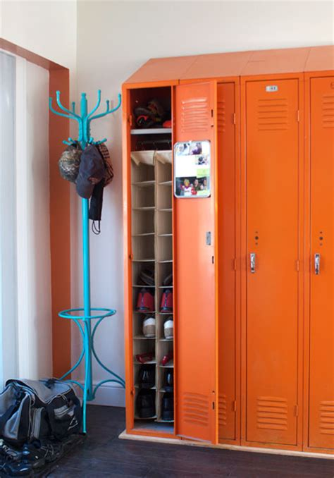 shoe locker storage remodelaholic top ten shoe storage ideas and link