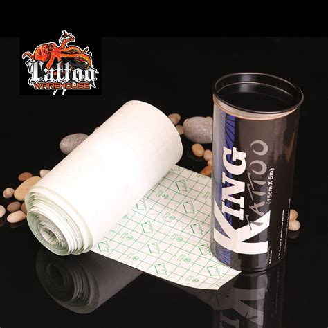 tattoo aftercare products nz king tattoo aftercare film roll 15cm x 5m tattoo