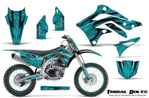 kawasaki kx450f 2012 2015 graphics creatorx graphics mx