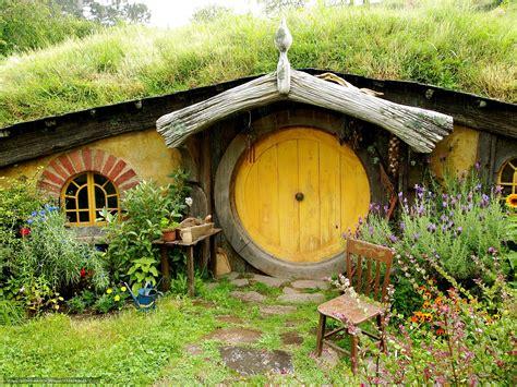 hobbit house new zealand download wallpaper new zealand hobbit house landscape