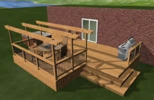 Design Your Own Porch Design Your Own Deck Plans Presented To Your Bungalow