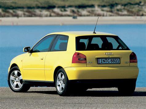 Audi A3 3 door (2000) picture 7 of 13