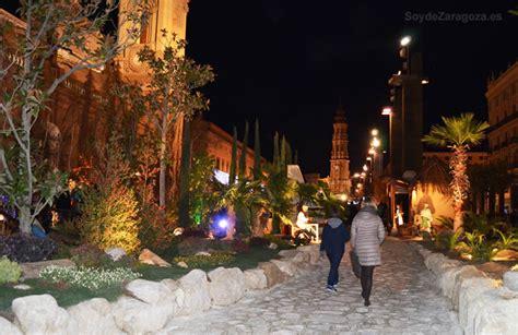 imagenes navidad zaragoza el bel 233 n de la plaza del pilar de zaragoza en navidad 2017