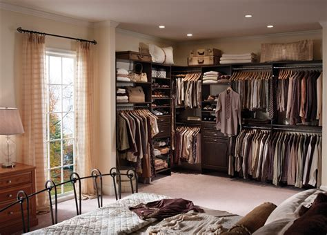 bed in closet ideas the best way of decorating master bedroom with walk in