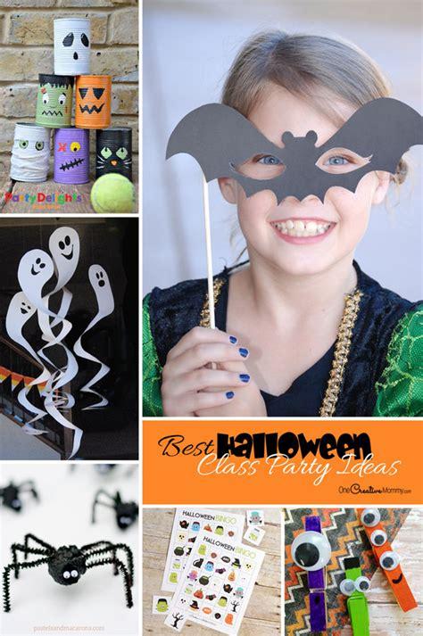 amaze  kids    halloween class party ideas